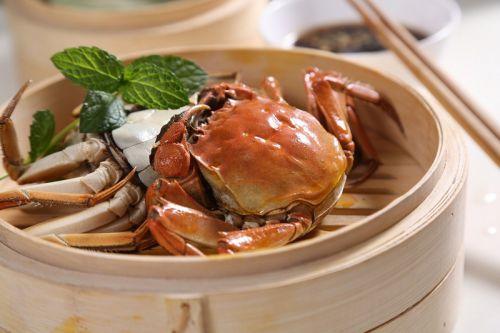清蒸河蟹自动烹饪锅做法的食谱_做清蒸河砲腹产可以吃猪腰煲杜仲吗图片
