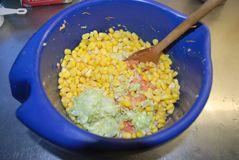 猪肉玉米馅饺子的做法步骤:6