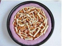 粒粒香紫薯披萨—赋予披萨亮丽的饼底的做法步骤:12