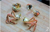 香辣蟹的做法步骤:2