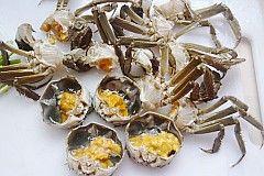 香辣蟹的做法步骤:4