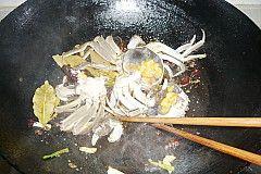 香辣蟹的做法步骤:7