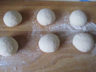 叉烧口袋饼的做法步骤:12