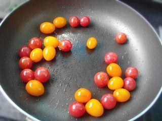 芦笋圣女果暖食沙拉的做法步骤:5