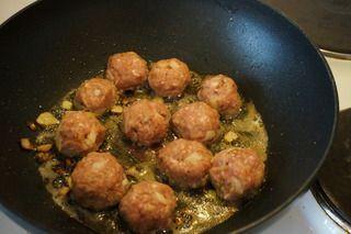 IKEA宜家招牌瑞典肉丸的做法步骤:7