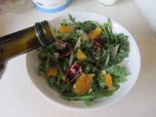 火腿茼蒿水果酸奶沙拉的做法步骤:6