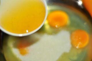 玫瑰豆沙馅鲷鱼烧的做法步骤:3