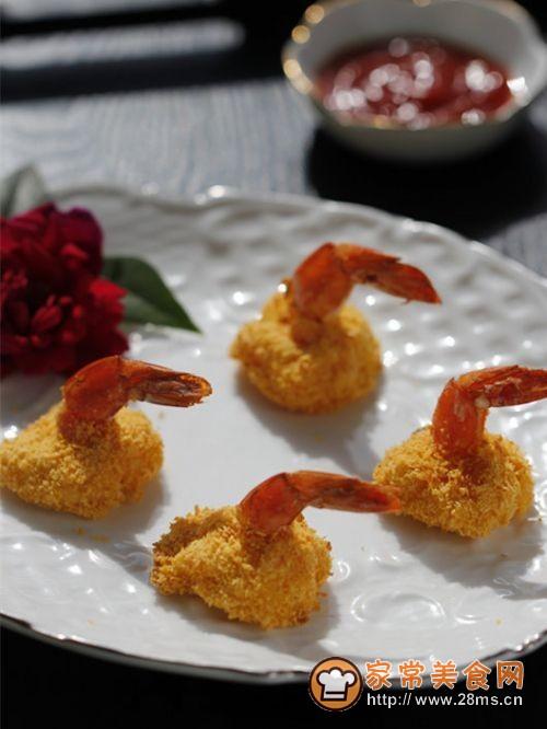 香炸凤尾虾的做法 怎么做香炸凤尾虾