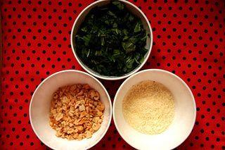 意大利青酱烤翅根(含青酱制法)的做法步骤:1