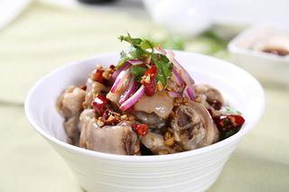 凉拌猪蹄―自动烹饪锅食谱的做法步骤:5
