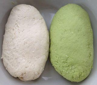 西葫羊肉白菜型饺子的做法图解步骤
