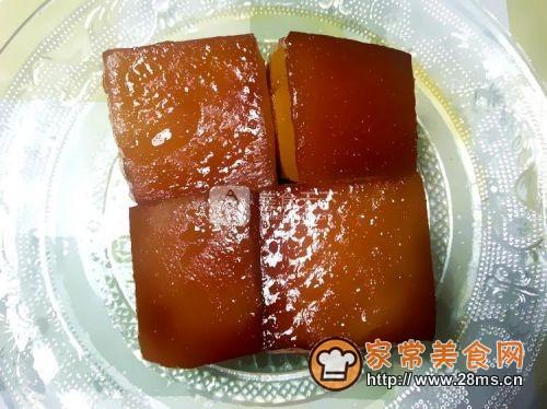 杭州东坡肉的做法