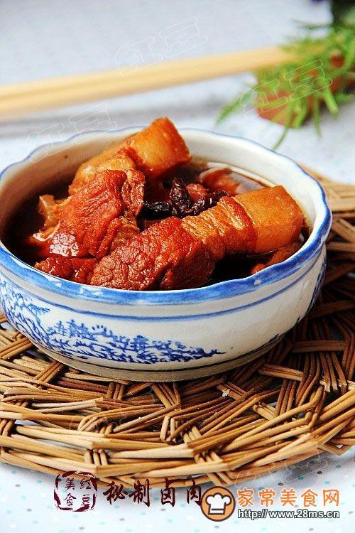 台湾秘制卤肉饭--配方--家乡味道--家常做法