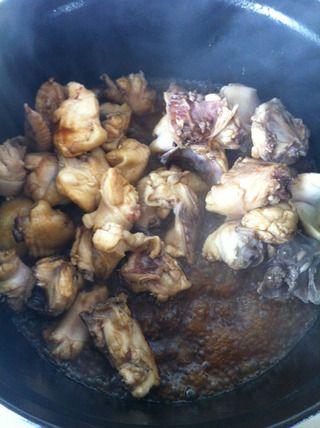 家常小炒鸡的做法步骤:5