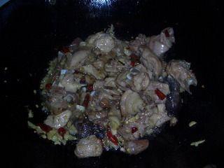 红烧仔鸡的做法步骤:2