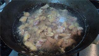 沙姜浸鸡的做法步骤:5