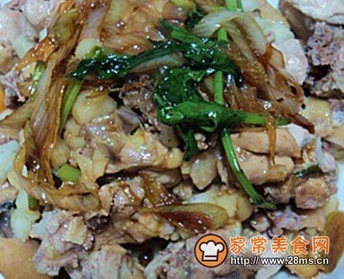 沙姜浸鸡的做法