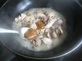 沙茶仔鸡的做法步骤:5