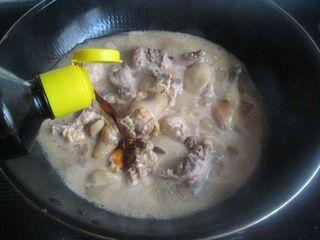 沙茶仔鸡的做法步骤:6