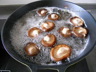 苏式家常菜——浓香醇厚的卤香菇的做法步骤:2