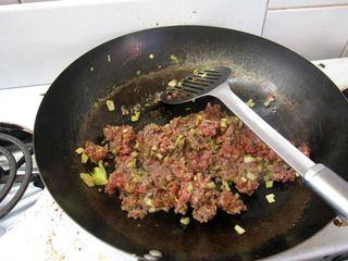 奶香味诱惑—肉酱焗茄子的做法步骤:9