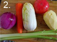 西式牛尾汤的做法步骤:2