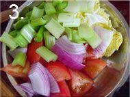 西式牛尾汤的做法步骤:3