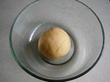 碟中花—玉米面蒸饺的做法步骤:4