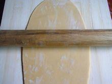 碟中花—玉米面蒸饺的做法步骤:5