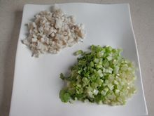 碟中花—玉米面蒸饺的做法步骤:9