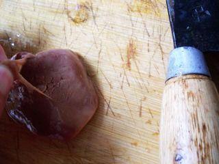 年夜饭冷盘――盐水鸭肝的做法步骤:3