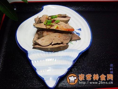 年夜饭冷盘――盐水鸭肝的做法