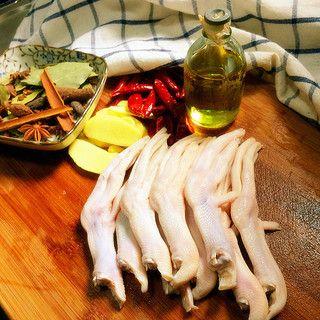 山胡椒香卤鸭肝的做法步骤:4
