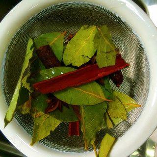 山胡椒香卤鸭肝的做法步骤:5
