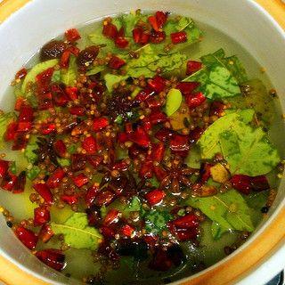 山胡椒香卤鸭肝的做法步骤:13