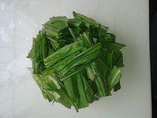 海米油麦菜的做法步骤:1