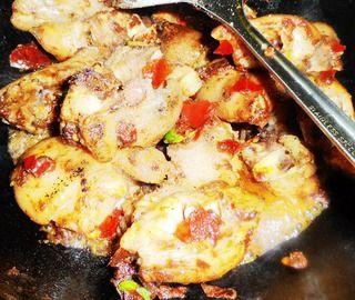 家中的年夜菜:一红烧猪蹄的做法步骤:6