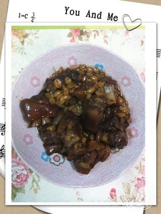 吃出好皮肤-----红烧猪蹄的做法步骤:4