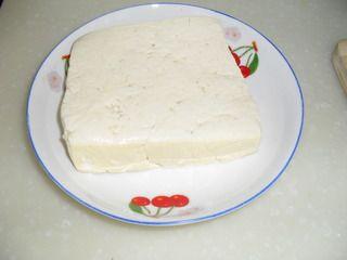 凉拌豆腐的做法步骤:2