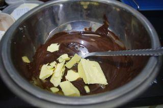 乳酪布朗尼蛋糕的做法步骤:3