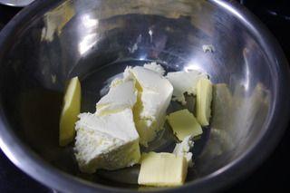 乳酪布朗尼蛋糕的做法步骤:8