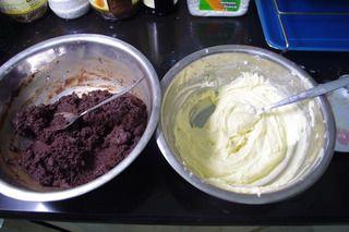 乳酪布朗尼蛋糕的做法步骤:12