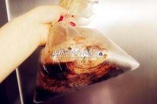 圣诞烤鸡的做法步骤:4