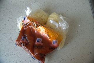 馅料十足培根烤肠PIZZA的做法步骤:4