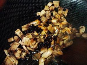 创意韩国泡菜炒饭的做法步骤:4