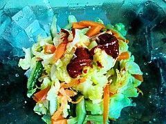 爽口开胃韩式拌白菜的做法步骤:9