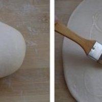 熏肉卷饼的做法图解3