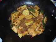 杂炒豆腐的做法图解8