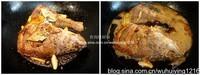 红烧黄鱼的做法图解3