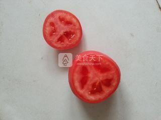 茶香虾仁番茄盅的做法步骤:4